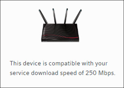 Comcast Compatible Modem Router >> Using Approved Third Party Equipment For Xfinity Internet And