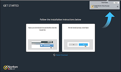 The Install pop-up appears in the top-right corner.
