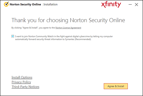 norton security suite comcast review