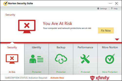 Download and Install Norton Security Suite on a PC