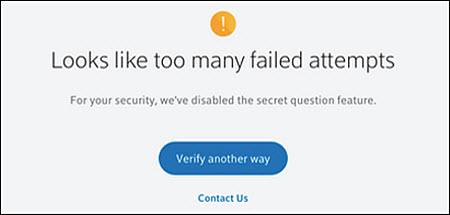 Reset Your Xfinity Password