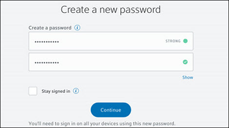 How to reset admin password xfinity router