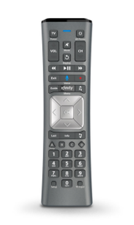 The X1 Voice Remote Overview Xfinity Tv Remote