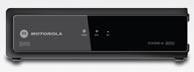 Decodificador HDTV - Motorola DCX3200