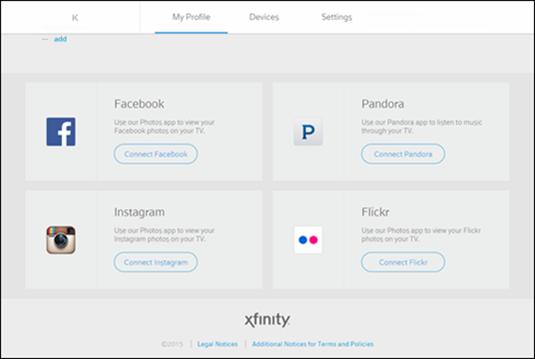 Pandora se encuentra en la esquina superior derecha de la lista de apps