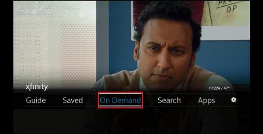 Rent Tv Shows And Movies From X1 On Demand