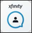 Image of the XFINITY My Account App