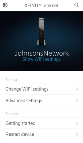 how to connect my ps3 to comcast internet