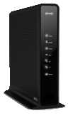 The Wireless Gateway 1 - front of device