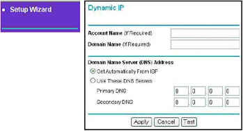 netgear gebie user name admin password password how to change