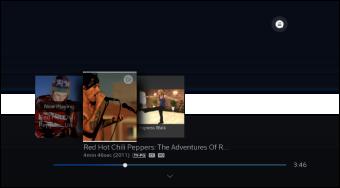 X1 Playlist View.