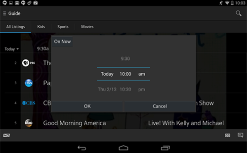 View Tv Listings With The Xfinity Stream App