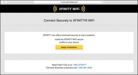 Download the Xfinity WiFi Hotspots App to Optimize Your WiFi Connection