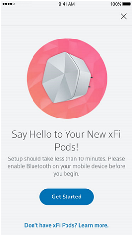 Activate Your xFi Pods from the Xfinity xFi Mobile App