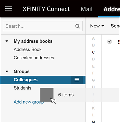 Personalize Your Email with Advanced Features - Xfinity Connect Help