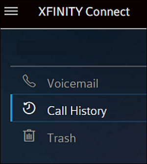 View Your Xfinity Voice Call Records - Xfinity Connect Help