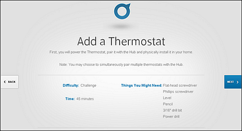 Pair Your Thermostat with Your XFINITY Home - Automation Service