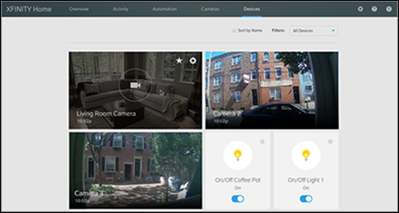Manage 24/7 Video Recording in Your XFINITY Home Subscriber Portal
