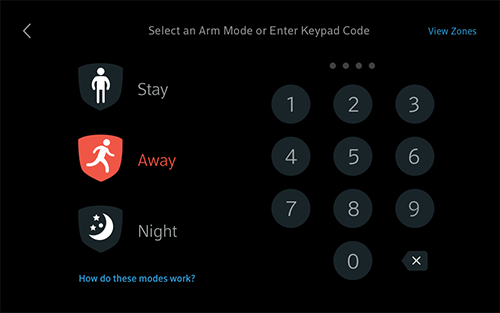 Getting Started with the Xfinity Home Touchscreen Controller