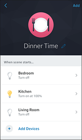 Add Scenes In The Xfinity Home App For Mobile Devices