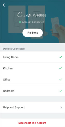 Linking Works with Xfinity Devices to Xfinity Home