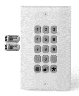 SMC SMCWK01-Z Wireless Keypad.