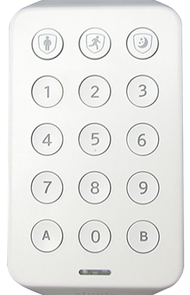 UEI Wireless Keypad.