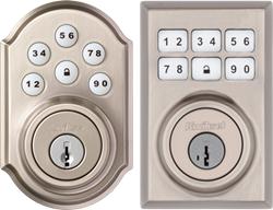 Kwikset SmartCode 910 Touchpad Electronic Deadbolt Locks
