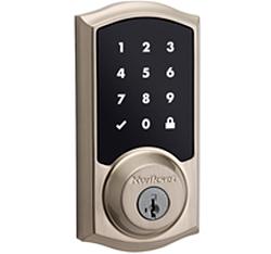 Kwikset SmartCode 916 Touchscreen Electronic Deadbolt Lock