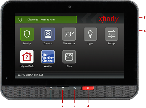 Comcast home security coupons