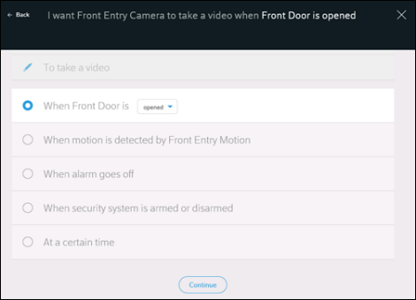 Add or Change Rules in the XFINITY Home - Secure Subscriber Portal