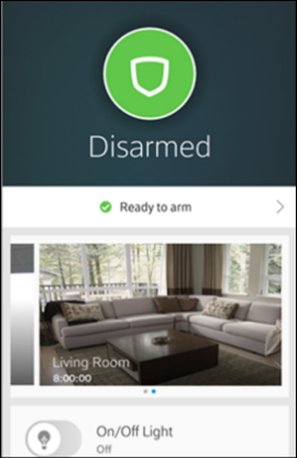 Arm And Disarm Your Xfinity Home System From The Xfinity Home App