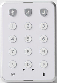 Centralite Wireless Keypad.