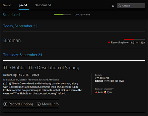 Manage Cloud-Based DVR Recordings with the XFINITY Stream ...
