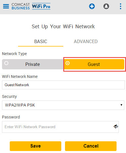 how to create a guest wifi network at home