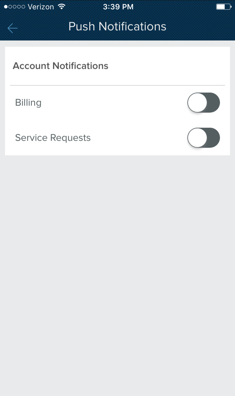Manage Your Account With The Comcast Business App Comcast Business
