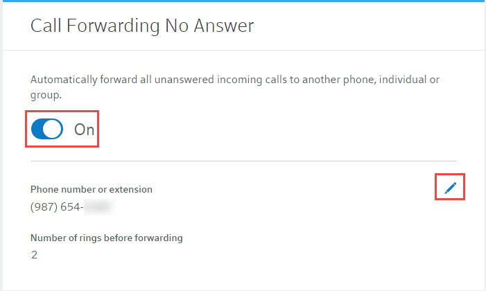 How to turn off call forwarding comcast business — photo 1