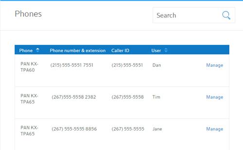 Configure Call Masking online | Comcast Business