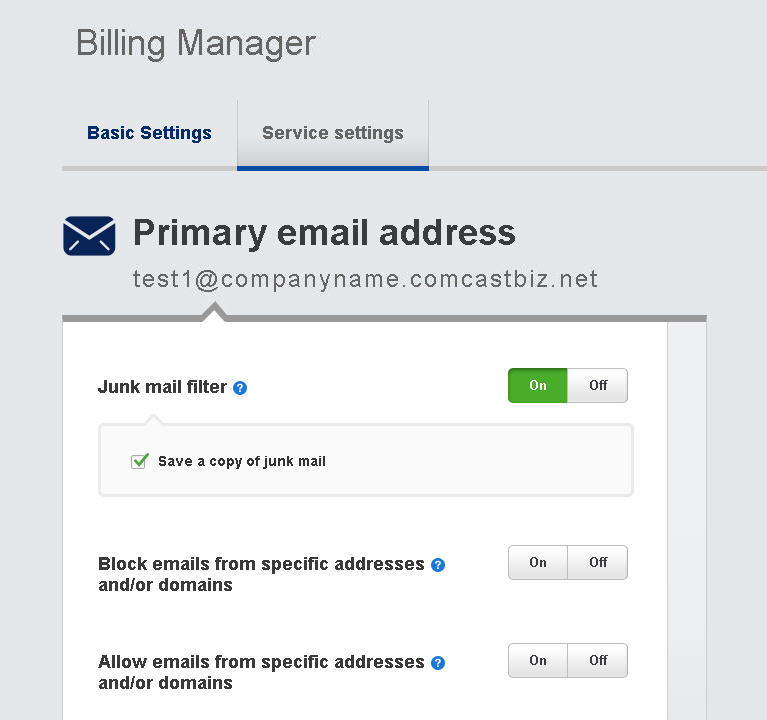 HOW4493-User_settings_email_junk_settings