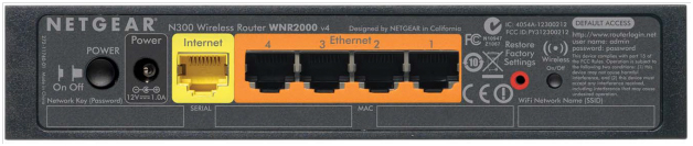 Netgear N300 Wireless Router overview | Comcast Business