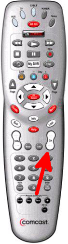 Troubleshoot your remote control | Comcast Business